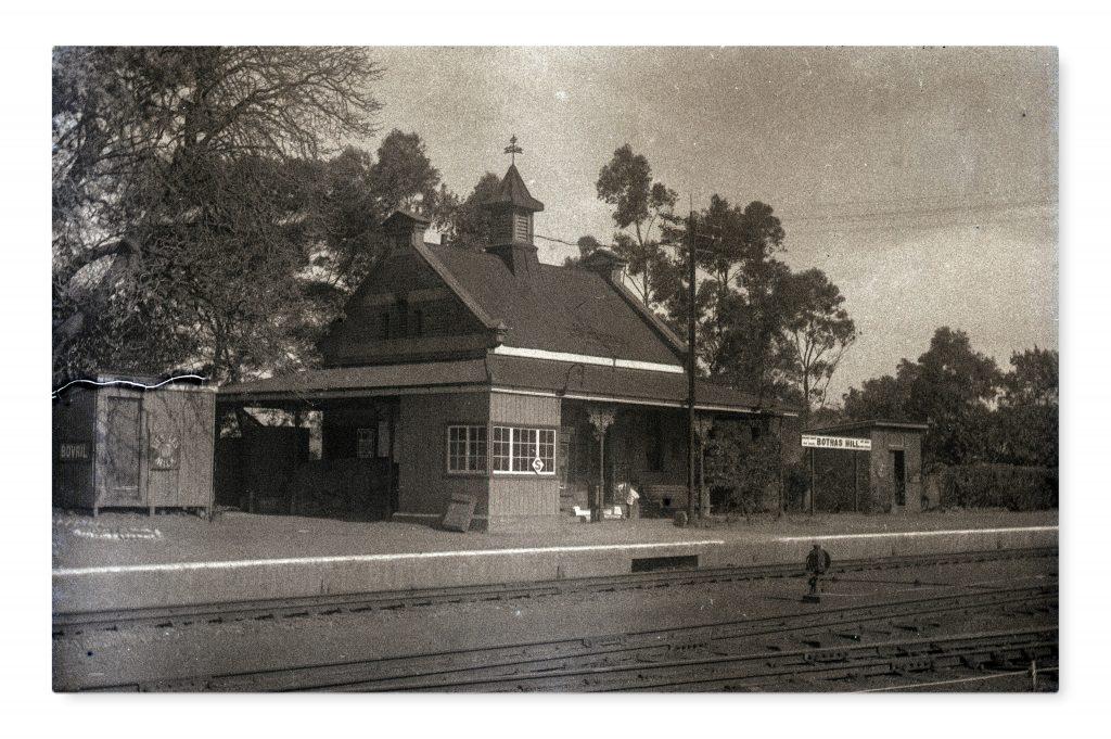 Botha's Hill Station
